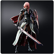 Square Enix Play Arts Kai Final Fantasy XIII Lightning Returns Lightning Action Figure