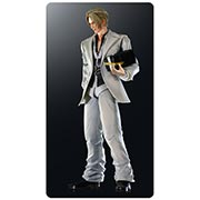 Square Enix Play Arts Kai Final Fantasy VII Advent Children Rufus Shinra Action Figure