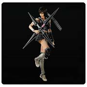 Square Enix Play Arts Kai Final Fantasy VII Advent Children Yuffie Action Figure
