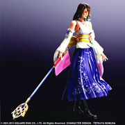 Square Enix Play Arts Kai Final Fantasy X Yuna Action Figure