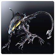 Square Enix Play Arts Aliens Colonial Marine Spitter Action Figure