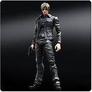Square Enix Play Arts Kai Resident Evil 6 Leonard S Kennedy Action Figure
