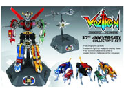 Toynami Voltron 30th Anniversary Collectors Gift Set