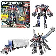 Transformers Dark of the Moon Ultimate Optimus Prime