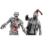 Walking Dead Series 1 Previews Exclusive 2 Pack Zombie Lurker and Roamer