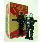 Forbidden Planet Robby the Robot Die Cast Figure